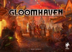 Gloomhaven (2nd Printing) - Import